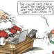 Christmas Leak