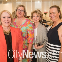 Fiona Dowse, Amanda Brown, Helen Little and Bernice Stallard
