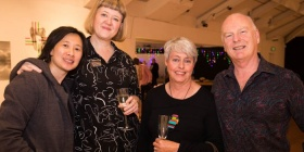 Jane Duong, Victoria Firth-Smith, Amanda Biggs and Neil Doody