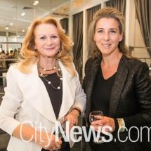 Margaret Russell and Penelope Loorham