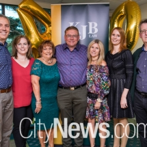 Andrew Freer, Jo Twible, Sue Hayes, Des Moore, Sonya Amey, Erin Bedford and Mark Tigwell