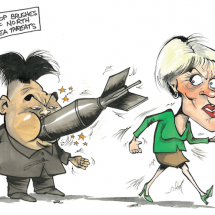Bishop Threats