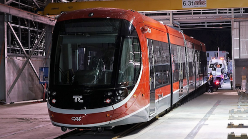 Safety tips reinforced as Light Rail testing begins