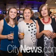 Elise Pianegonda, Jodie Morrison and Fiona Baker