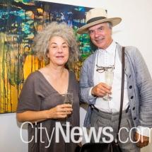 Heather B Swann and David Hansen