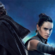 """Mark Hamill as Luke and Daisy Ridley as Rey in """"Star Wars: The Last Jedi""""."""