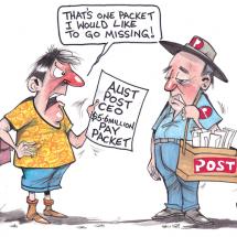 Post packet dpi