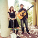 Canadian folk duo The Small Glories… playing in Goulburn.