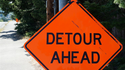 Cotter Road hit with week-long closures