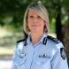 ACT police chief Justine Saunders resigns.