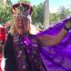 "Red Hat queen Judy Black... ""It's for women to have fun – no men, no grandchildren, no problems."" Photo by Kathryn Vukovljak"