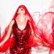 """Dancer Liz Lea… in """"RED""""."""