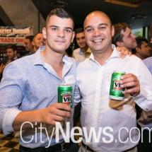 Anthony Maiuto and Daniel Herc