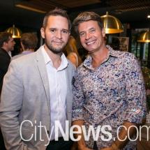 Bradley Aberdeen and Luke Jessop-Smith
