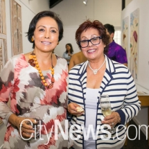 Christiane and Beatrize Vivanco
