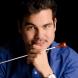 CSO guest conductor Dane Lam.