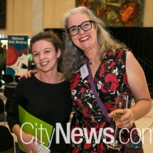 Emily Allen and Diana Wolfe