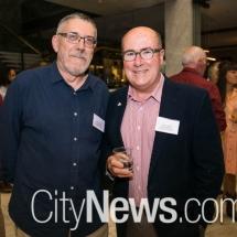 Grahan McDonald and David Whitney