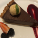French choc tart