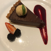 French chocolate tart
