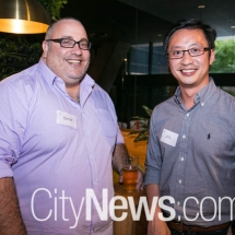 James Campbell and Lionel Soh