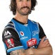 "Canberra's Big Bash champ Jono Dean… ""I do things smarter these days.""  Photo adelaidestrikers.com.au"