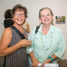 Julie Rickwood and Louise Hamby