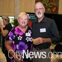 Linda Tune and Scott Sneddon