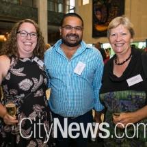 Ruby Hobson, Amal Davis and Gabrielle Mackey