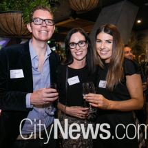 Steve Seesnik, Angela Fitzpatrick and Rhiannon McClelland