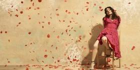 Rinat Shaham as Carmen. Photo Prudence Upton