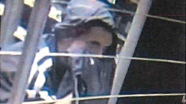 Robbery at Mawson... do you know this man?