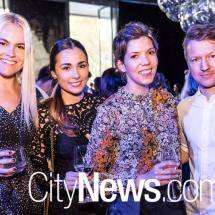 Alana Ring, Emily Coates, Lucy Feagins and Ashley Feraude