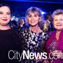 Bronwyn Campbell, Claudia Hyles and Jennie Cameron