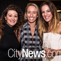 Dania Khalil, Elizabeth Mason and Vicki Murphy