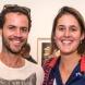 Elliot Bastianon and Annika Romeyn