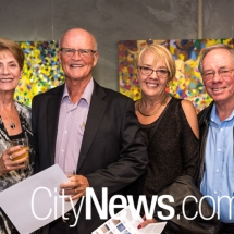 Helen and Peter Sydney with Narelle and Ray Browne
