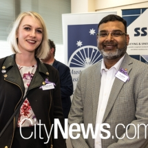 Katherine Green and Dr Zaffar Sadiq Mohamed-Ghouse