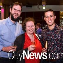 Nick O'Brien, Bridget Whelan and Patrick Lockyer
