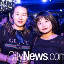 Norah Chen and Renee Huang