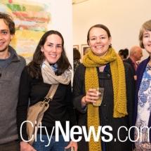 Robin Stevenson, Emily Casey, Bettina Hill and Liz Faul