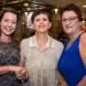 Sheree Crothers, Lisa Wilkin and Cheryl Paku
