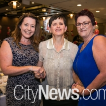 Sheree Crothers, Lisa Wilkin and Cheryl Paku