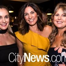 Tarryn Evans, Melissa Beaumont and Mandy Lucas