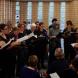 Wayfarers Australia perform at St Alban's Church, Lyons. Photo by Rob Kennedy