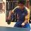 ACT table tennis champ Rohan Dhooria.
