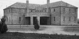 The Kingston Hotel in 1937
