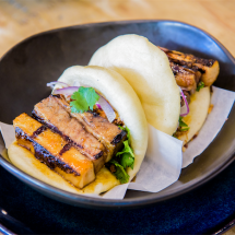 Barbeque Pork Buns