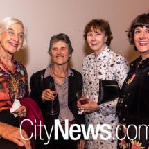 Bridget Sack, Corine Cordes, Marie Wright and Amy Hardingham
