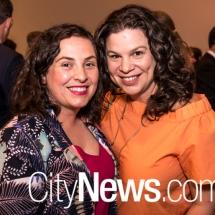 Eleni Carrejo and Christine Havas